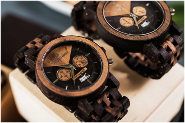 The best wooden watches team style with sustainability
