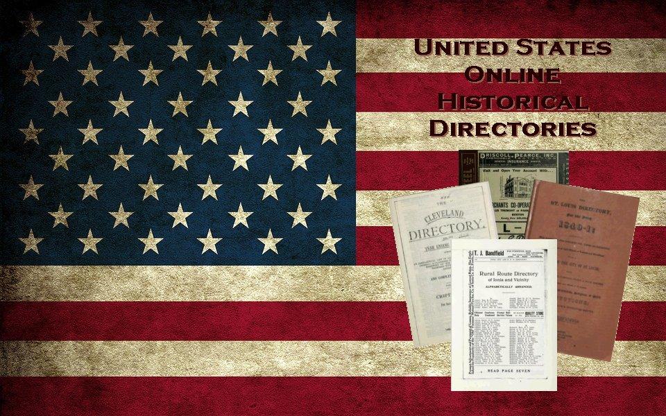 Online Historical Directories