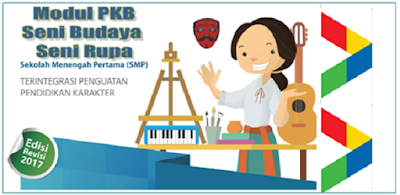 Modul PKB Seni Budaya SMP Revisi Terbaru tahun 2018