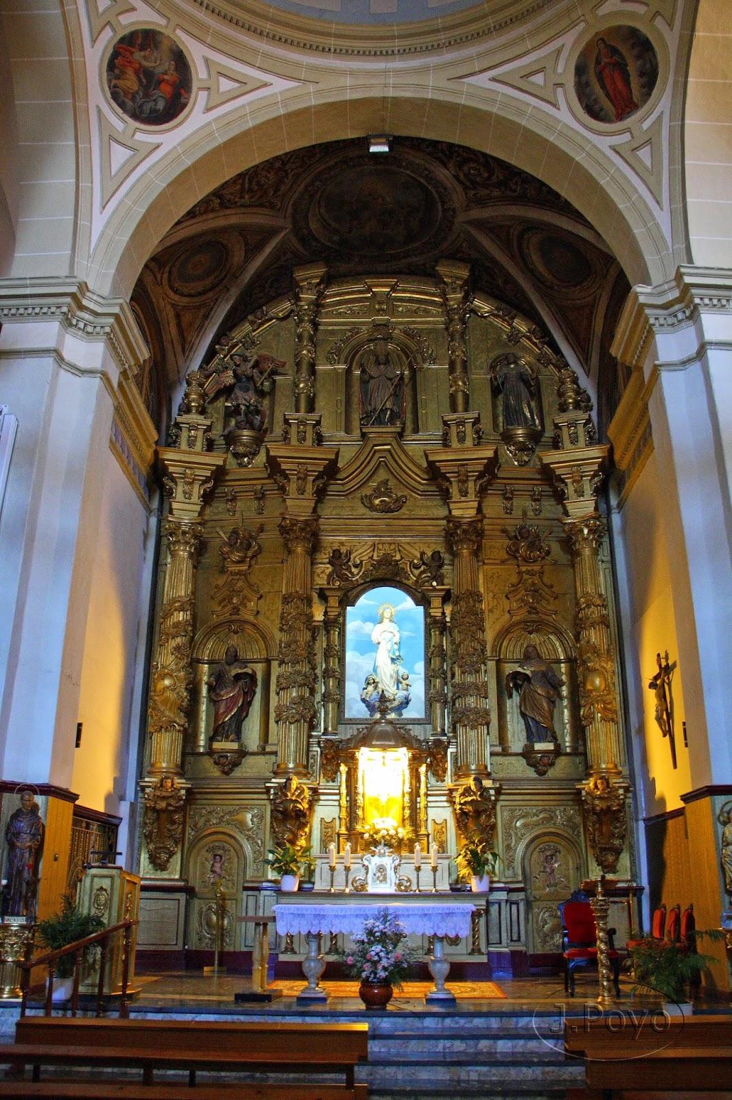Convento de la Inmaculada Concepción de Alfaro