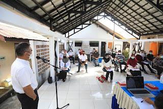 Buka Musrenbang Tingkat Kecamatan Tarakan Barat