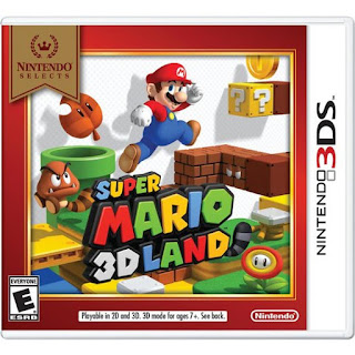 Super Mario 3D Land 3DS CIA