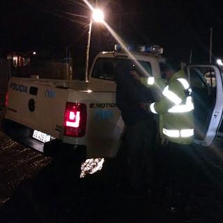 Detenido por robo en vehiculos