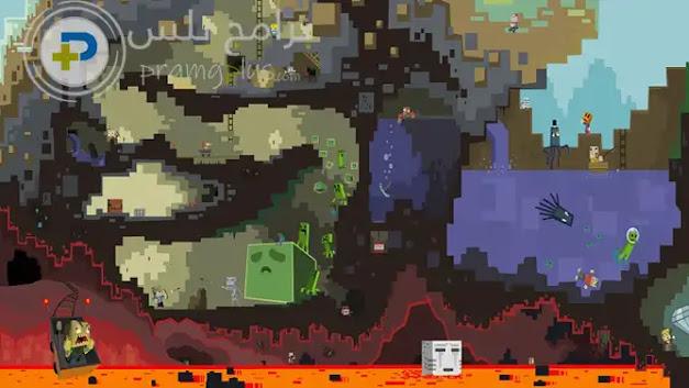 ماين كرافت الأصليه Minecraft للكمبيوتر