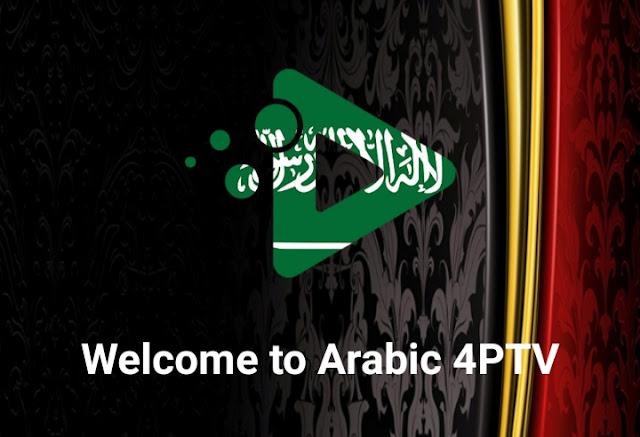 Arabic 4ptv v13 - Download for Android