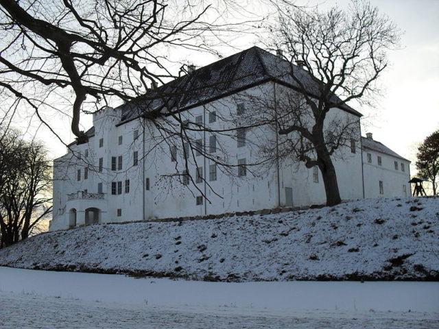 Haunted Dragsholm Castle in Denmark