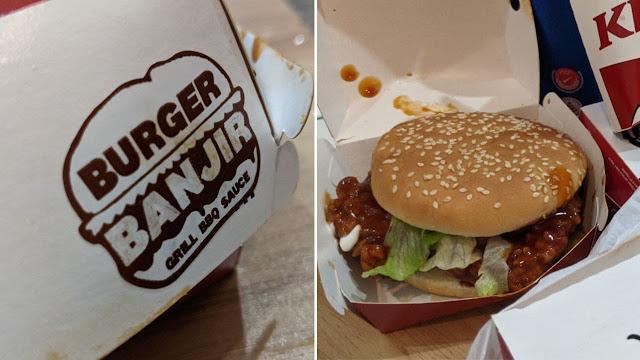 Sedap Juga Menu Baru KFC, Burger Banjir Dengan Sos BBQ
