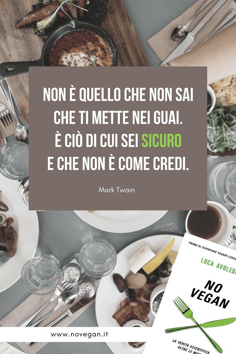 No vegan aforisma