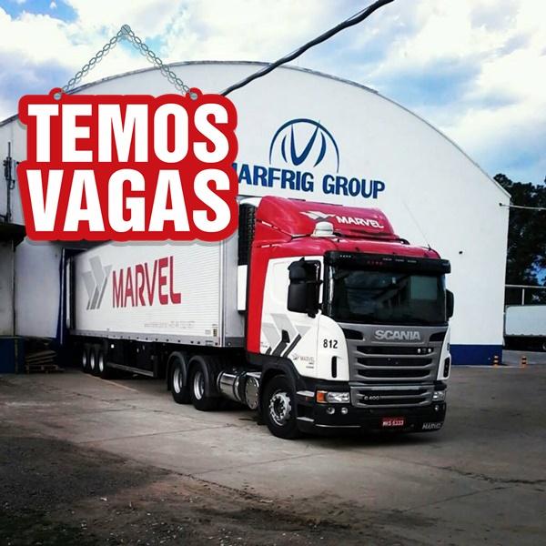 Resultado de imagem para TRANSPORTADORA MARVEL BRASIL DO TRECHO