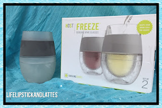 Plastic, reusable, freeze, cooling, wine, prosecco