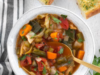 """ALL YOU CAN EAT"" CABBAGE SOUP"