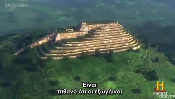 Ancient Aliens-Hidden Pyramids -Video