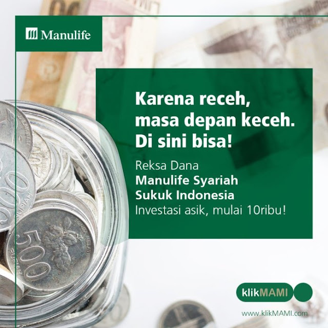 Investasi Reksa Dana Syariah Online Manulife