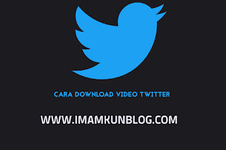Cara Download Video Twitter Di Android, PC & iPhone