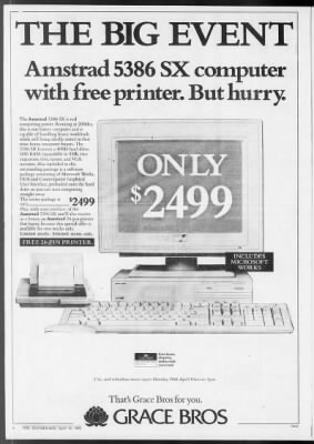 Amstrad PC5386