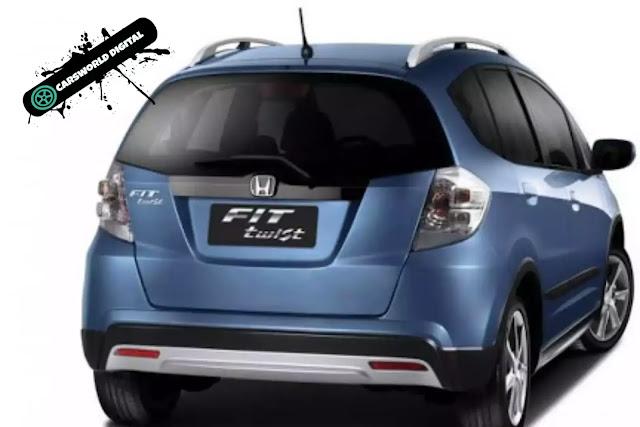Honda WR-V