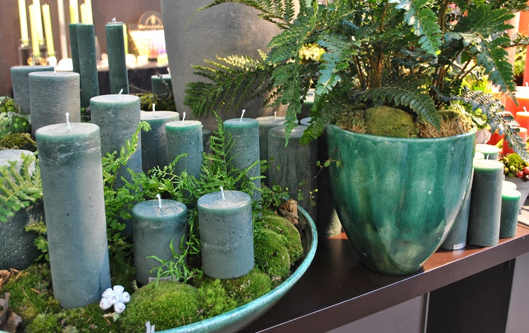 Gartendeko-Blog Kerzen Floristik