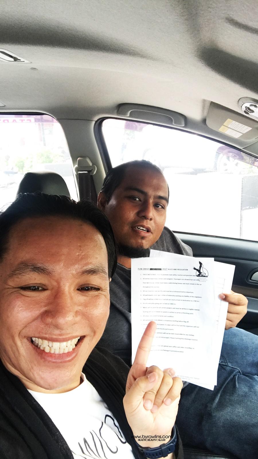 Ipoh Fun Drive 2017, Selangor Tourism Association, Perak Tourism, Rawlins GLAM, M Motel at Meru, Sunway Lost World of Tambun, Mahamahu, TT5, The Kabin, Destination Perak