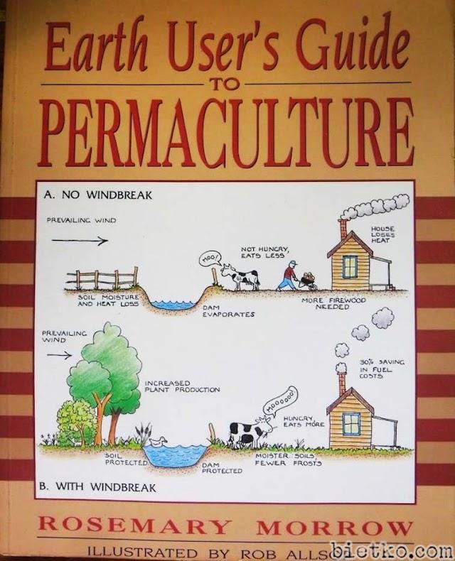 Chia sẽ cuốn sách: hướng dẫn nông nghiệp bền vững- Rosemary Morrow