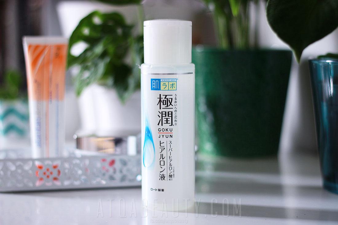 Hada Labo Gokujyun, Super Hyaluronic Acid Skin Lotion
