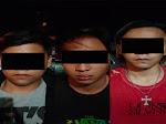 Spesial Pencuri Tabung Gas LPG di Tangkap Tim Resmob Polres Minahasa