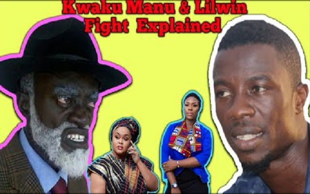 I clothed and fed Lilwin - Kumawood's Kwaku Manu [Video]