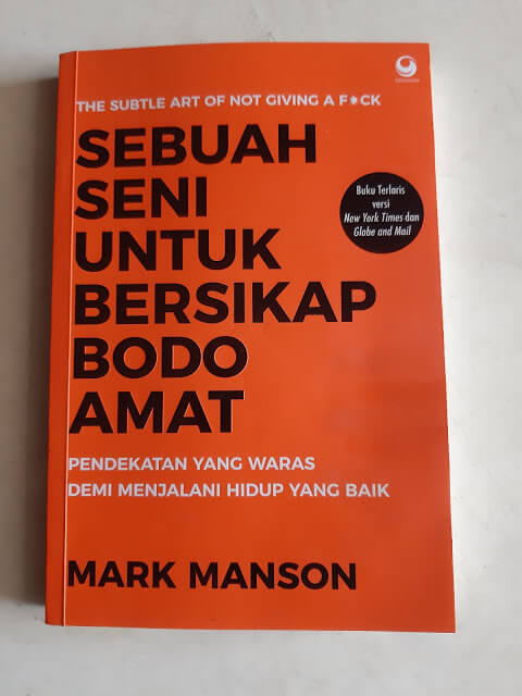 Review Buku: Bodo Amat