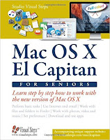Mac OS X El Capitan for Seniors: Learn Step by Step How to Work With Mac OS X El Capitan