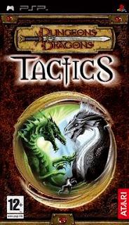 Dungeons & Dragons Tactics PSP GAME