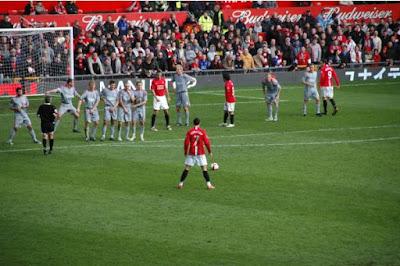 Free Kick, Cristiano Ronaldo Free Kick, Tendangan Bebas