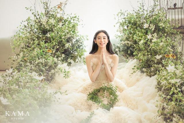Wonder Girls Lim Wedding Pictures