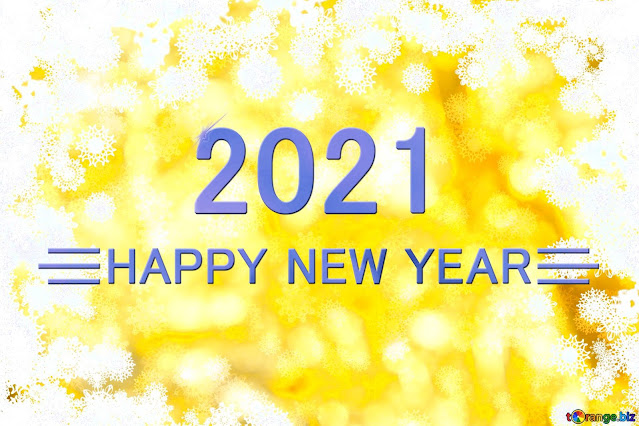 Colorful Happy New Year 2020 HD Wallpaper