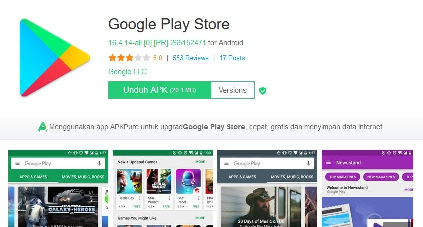 12+ Cara Download Play Store Di Pc paling mudah
