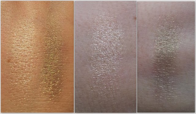 Catrice SpectaculART LE Lidschatten Swatches