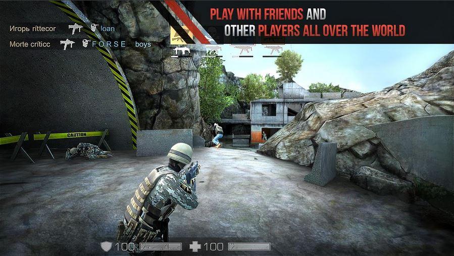 Download Standoff Multiplayer MOD APK 1