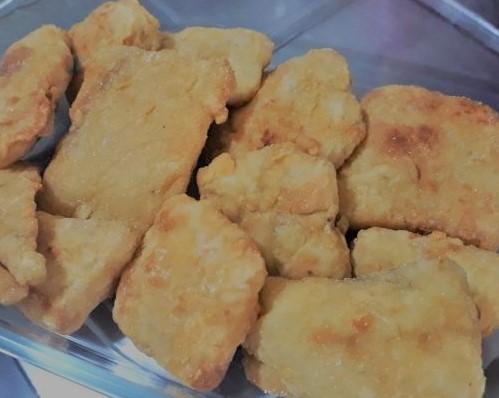 Simple fried Pintado recipe