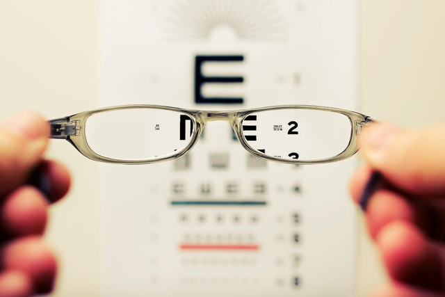 Eyesight - Find out about the top 5 foods that improve your eyesight