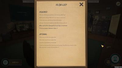 Coffee Noir Business Detective Game Screenshot 12