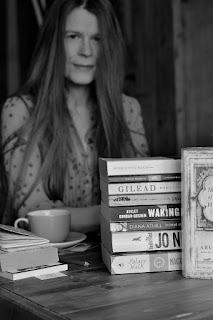 Lunch & Latte by Lisa Hjalt · book blog & patterned textiles