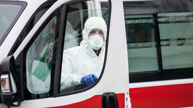 Morreram 662 pessoas em Itália nas últimas 24 horas. Total supera 8 mil