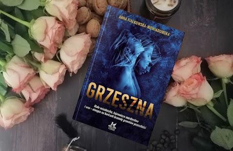 """Anna Fiałkowska-Niewiadomska """"Grzeszna"""" - ZAPOWIEDŹ"""