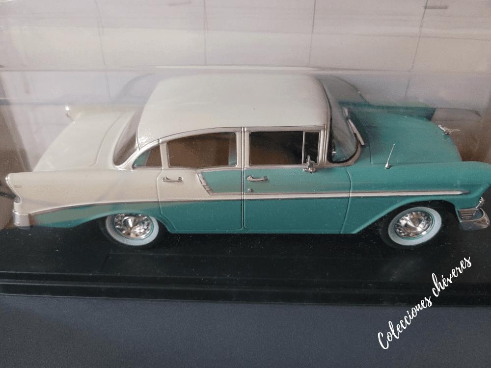 chevrolet bel air autos inolvidables salvat mexico