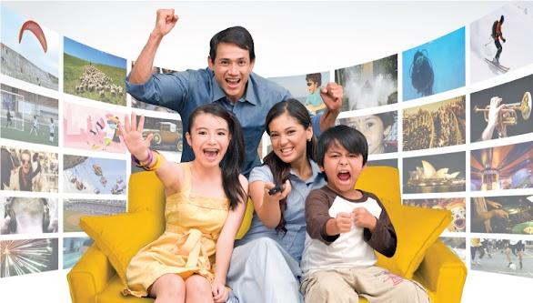Promo TV Berlangganan Awal Tahun 2017