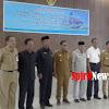 Bupati H Syamsari, Terima Laporan Hasil Pemeriksaan BPK