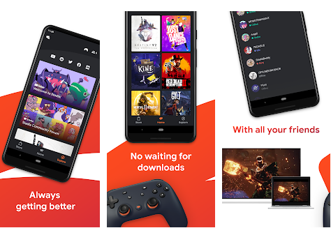تطبيق Google Stadia يصل متجر Play قبل بدء تشغيله في 19 نوفمبر