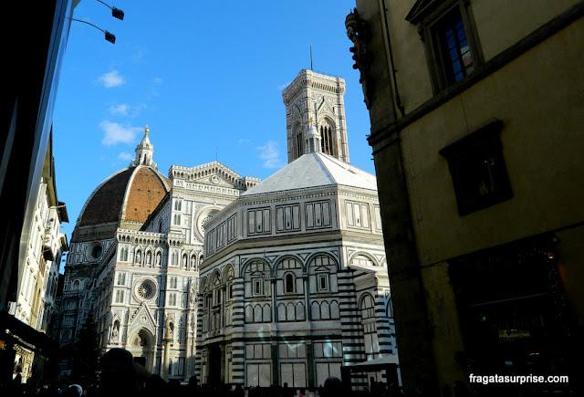 Catedral e Batistério de Florença