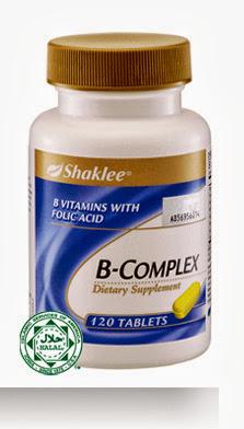 harga set vitamin b complex