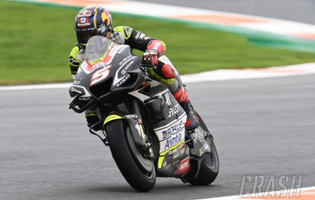 Hasil FP2 MotoGP Portugal: Zarco Tercepat, Rossi Kecelakaan