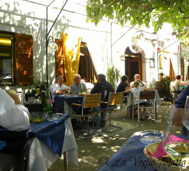Trattoria Pettirosso Santa Croce (Trieste)