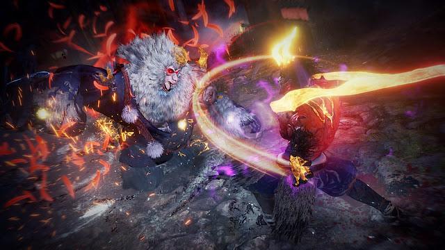Nioh 2 Review - Revamp Guardian Spirit